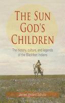 Download The Sun God s Children Book