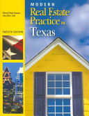 Modern Real Estate Practice in Texas PDF