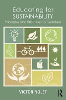 Educating for Sustainability PDF
