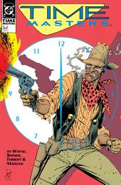 Time Masters (1990-) #3