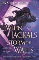 When Jackals Storm the Walls PDF