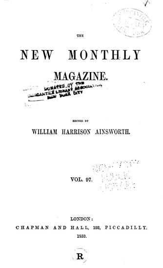 New Monthly Magazine PDF