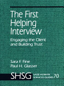 The First Helping Interview