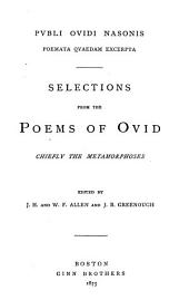 Publi Ovidii Nasonis poemata quaedam excerpta