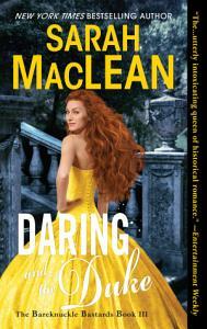 Daring and the Duke Book