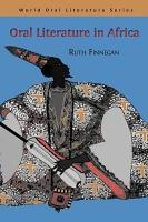 Oral Literature in Africa PDF