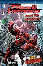 Red Lanterns Annual (2014- ) #1
