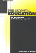 Philosophy & Education
