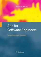 Ada for Software Engineers: Edition 2