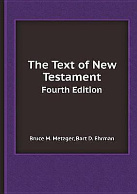 The Text of New Testament PDF