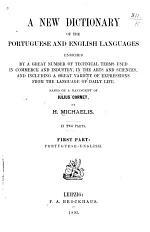 Novo diccionario da lingua portugueza e ingleza ...