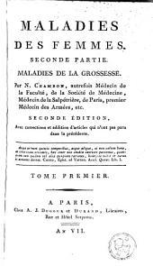 Maladies des enfans, des filles et des femmes: Volumes5à6