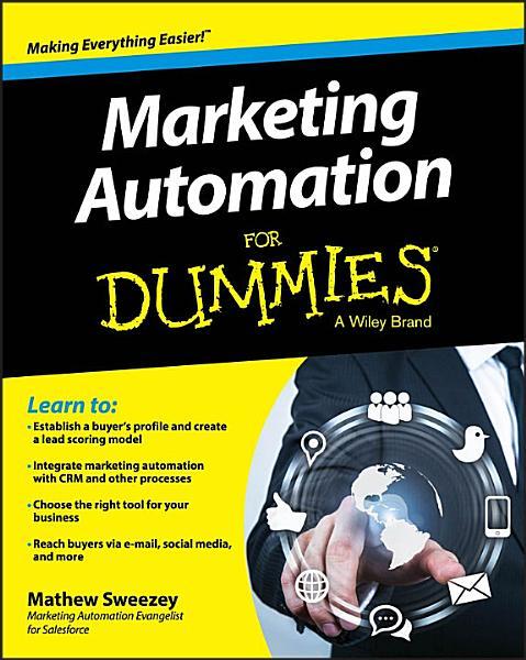 Marketing Automation For Dummies PDF