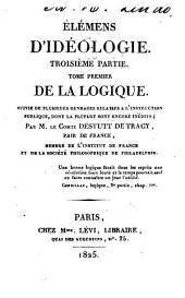 Eléméns d'idéologie: Volume4