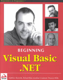 Beginning Visual Basic  NET PDF