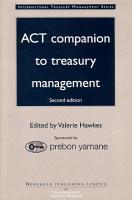 Act Companion to Treasury Management PDF