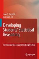 Developing Students    Statistical Reasoning PDF