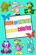 Book of Activities Animal Coloring PDF