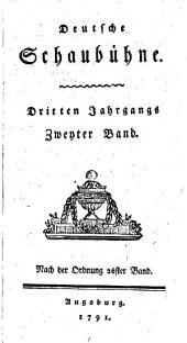Deutsche Schaubühne: Band 26
