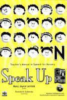 Speak Up Kindergarten Teacher s Manual1st Ed  2007 PDF