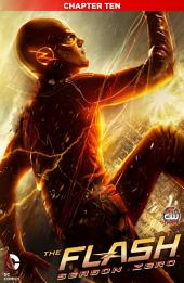The Flash: Season Zero (2014-) #10