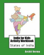 India for Kids Activity Workbook