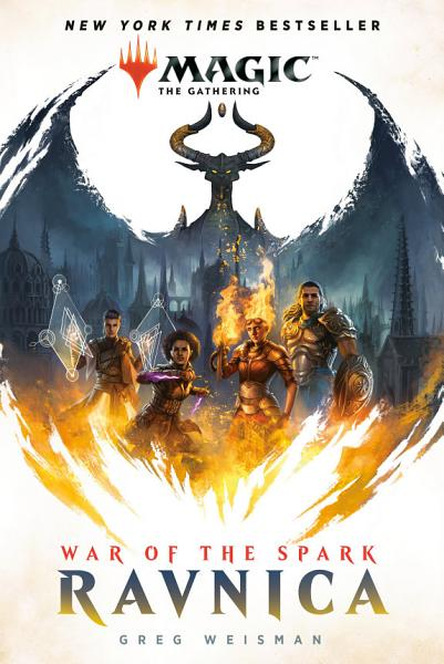 Download War of the Spark  Ravnica  Magic  The Gathering  Book