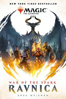 War of the Spark  Ravnica  Magic  The Gathering  Book