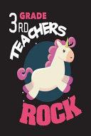 3rd Grade Teachers Rock
