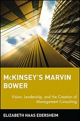 McKinsey s Marvin Bower