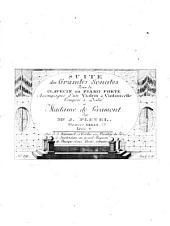Suite des grandes sonates pour le clavecin ou piano forte accompagné d'un violon & violoncelle: oeuvre XXXXX, Book 5