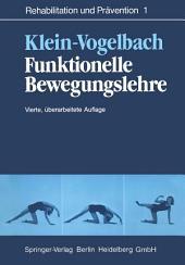 Funktionelle Bewegungslehre: Ausgabe 4