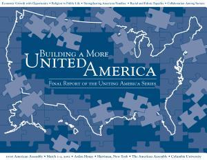 Building a More United America PDF