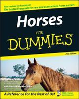 Horses For Dummies PDF
