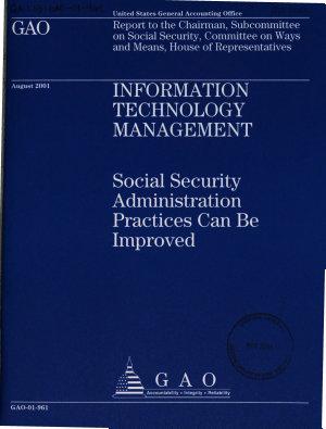 Information Technology Management PDF