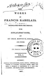 The Works of Francis Rabelais: Volume 1