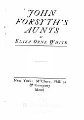 John Forsyth's Aunts