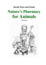 Nature's Pharmacy for Animals:Second Edition