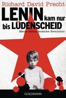 Lenin kam nur bis L  denscheid PDF