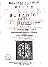 Pinax theatri botanici