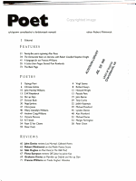Poetry Wales PDF