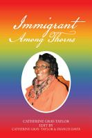 Immigrant Among Thorns PDF