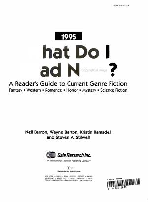 What Do I Read Next  1995