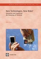 New Technologies  New Risks  PDF