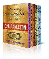 Canton County Chronicles Mysteries Box Set: Five Novels and Three Short Stories