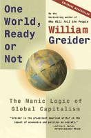One World  Ready Or Not PDF
