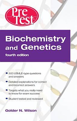 Biochemistry and Genetics PDF