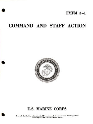 Command and Staff Action