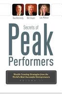 Secrets of Peak Performers II PDF
