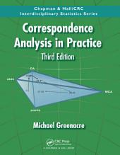 Correspondence Analysis in Practice, Third Edition: Edition 3
